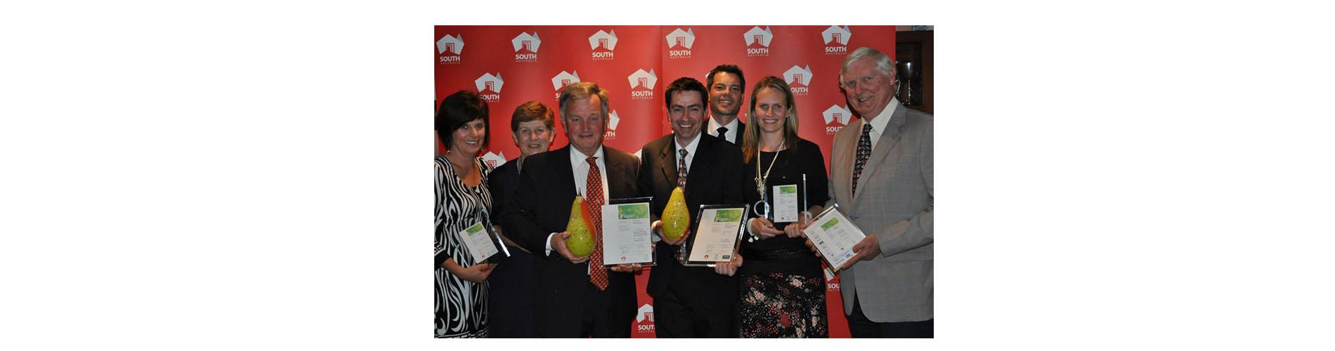 Brand SA Penola Winners