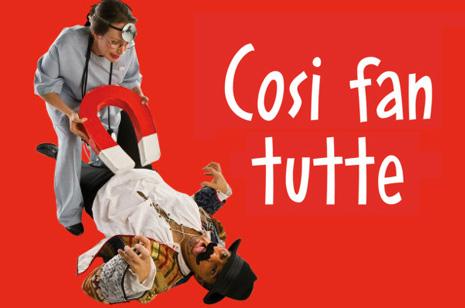 Co-Opera's Cosi Fan Tutte